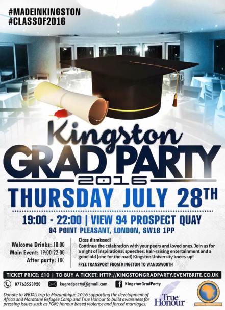 KU GRAD PARTY 2016