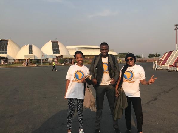 Bujumbura International Airport - Arrival