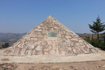 Gasumo, la source la plus méridionale du Nil